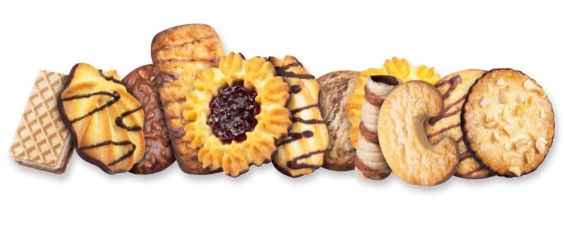 An exquisite blend of high-quality pastry and waffle specialities